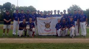 Post 218 Freshmen Win State Title