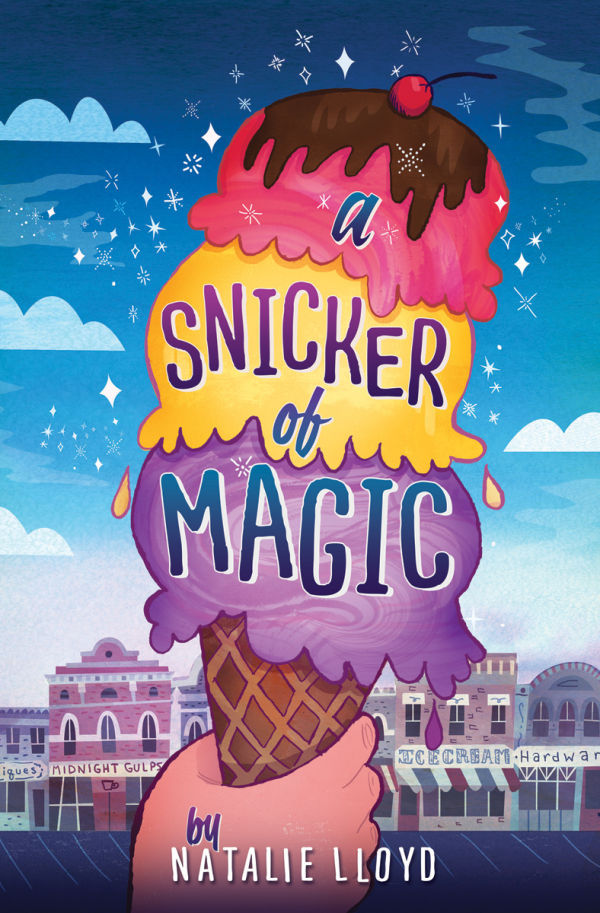 """A Snicker of Magic"""