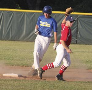 Post 218 Seniors Win District Games