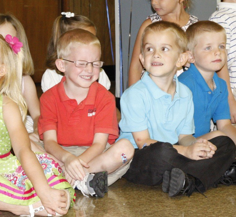 016 Junior Kindergarten Grads.jpg