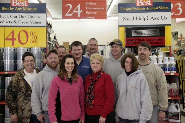 Washington Lumber Team
