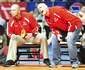Gordon Leads Wrestling 'Dogs With Fifth-Place State Finish