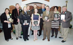 Award Recipients