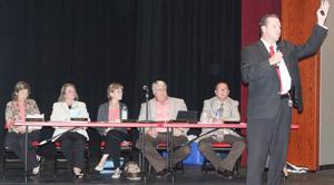 R-XI Officials Discuss MSIP Score, Report