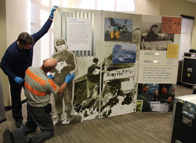 'Mail Call' Arrives at Washington Public Library
