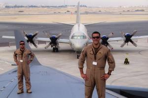 Navy Lt. Bryce Aubuchon