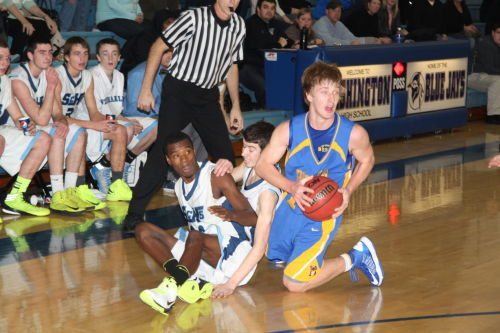 Knights Win Consolation Game