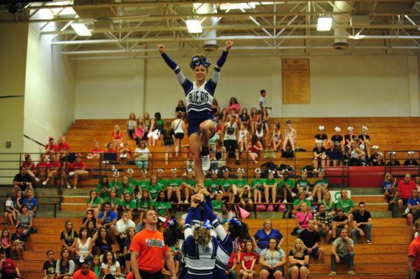 Washington Cheerleading
