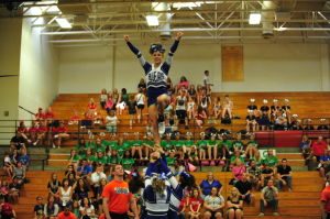 Washington Cheerleading