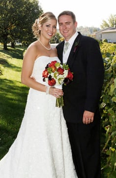 Brinker-Beste Wedding Vows Read