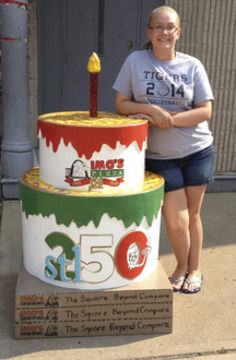 Sweet! Union Family Completes Cake Hunt