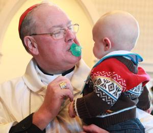 Cardinal Dolan Visits
