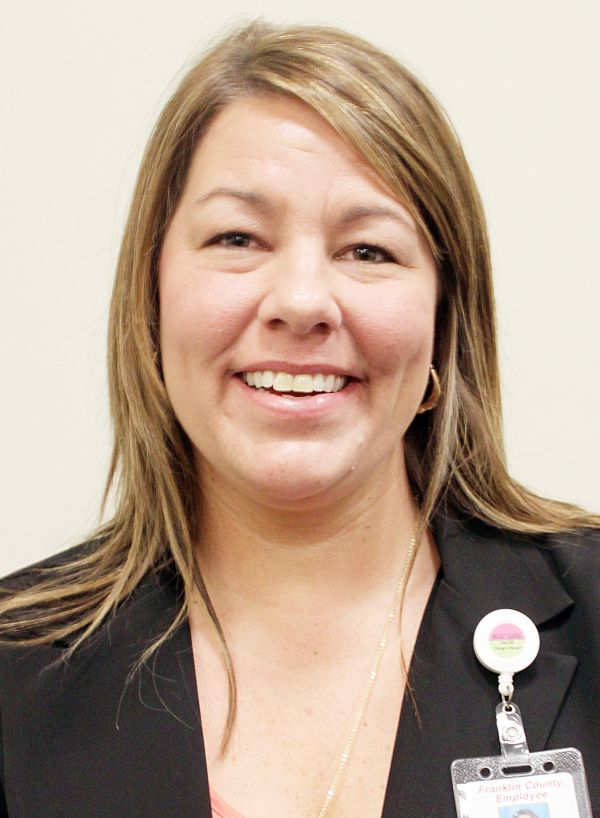 Health Department Director Angie Hittson
