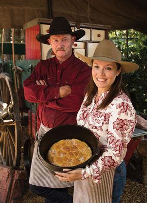 Chuck Wagon Cooking