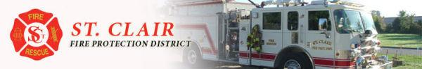 The St. Clair Fire Protection District