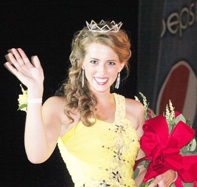 2012 Washington Fair Queen Kasey Jane Wood