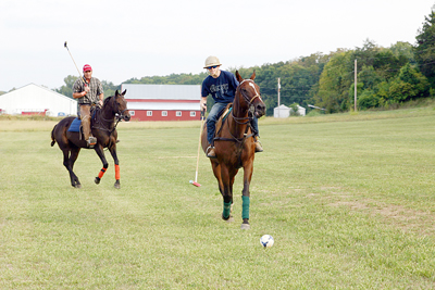 Catawissa Ranch Offers Polo Lessons