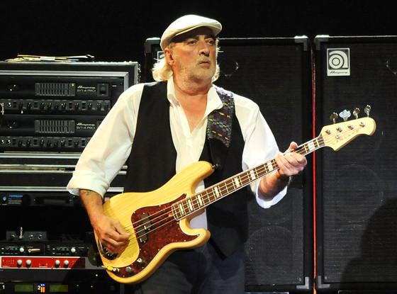 Fleetwood Mac Bassist John McVie