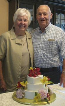 Wells 65th Wedding Anniversary