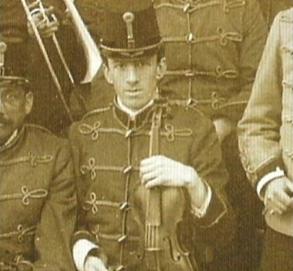 Violinist of Titanic band