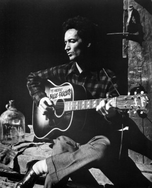 WOODYGUTHRIE