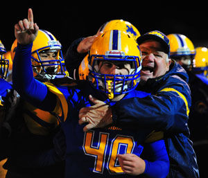 Week 11 Football — Borgia Comes Back, Stuns Union, 50-43