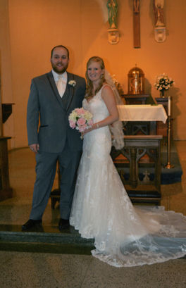 Wilhoit-Schmitt Wedding Vows Read