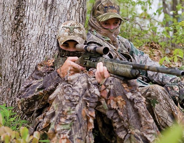 Turkey Hunters Have Bountiful Season