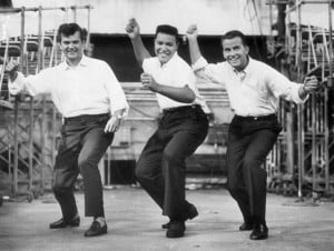 Chubby Checker Twists