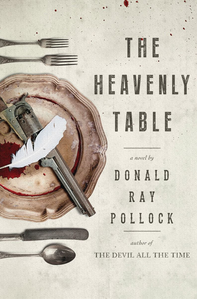 """The Heavenly Table,"" Disturbing, and Disturbingly Funny"