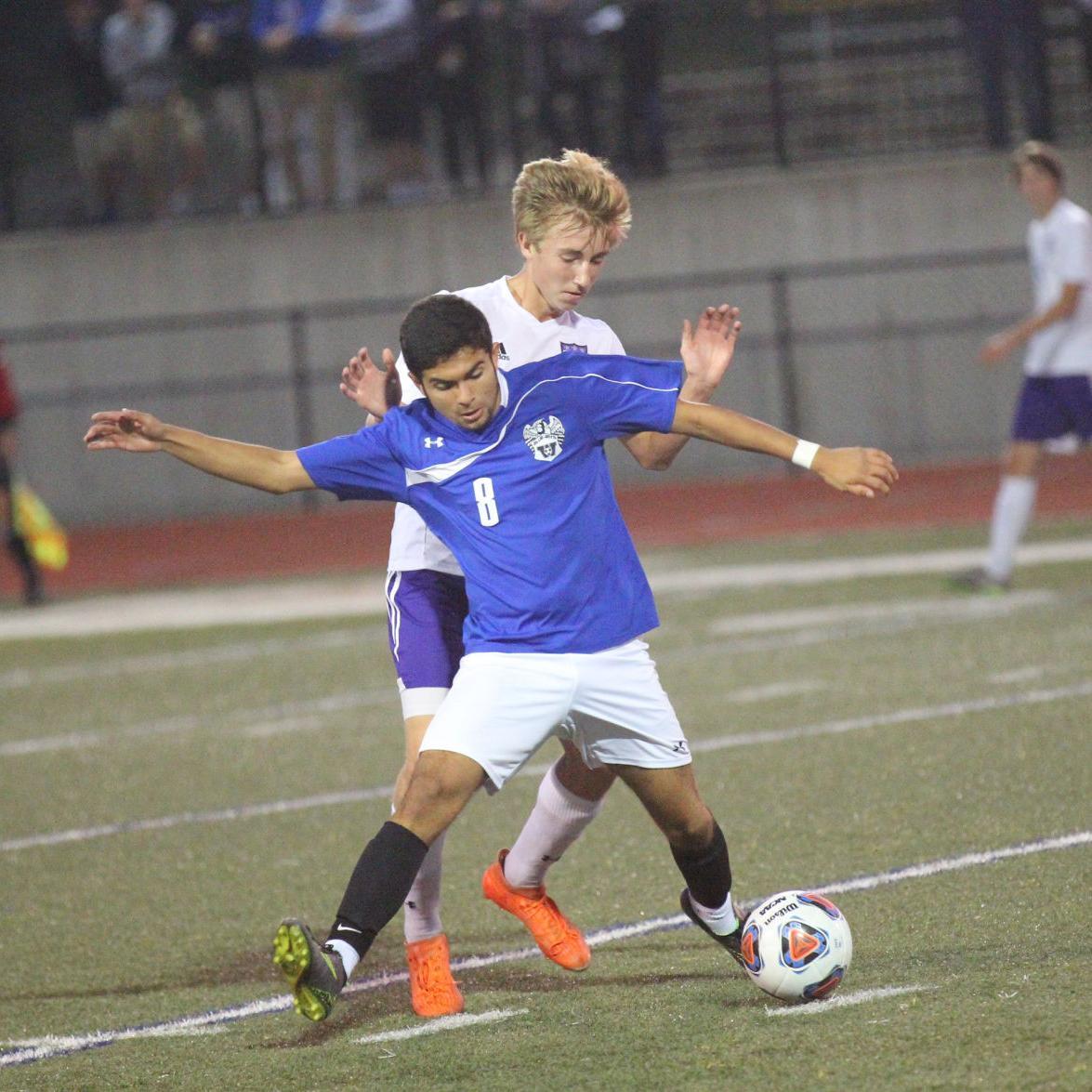 Boys Soccer —Washington vs. Pacific