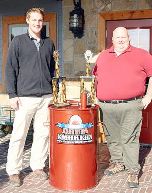 Gateway Drum Smoker Produces Award-Winning BBQ