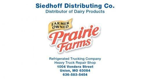 Siedhoff Distributing Sponsor