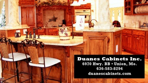 Duane's Cabinets Sponsor
