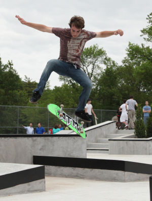 Washington Skate Park is Open