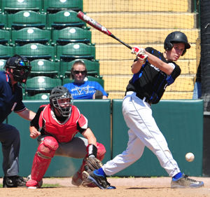 Blue Jays Beat Union at T.R. Hughes Ballpark