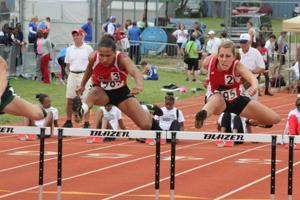 Houston Claims Four State Medals