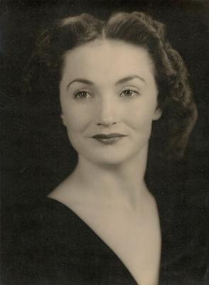 Lucia Langdon at Age 20