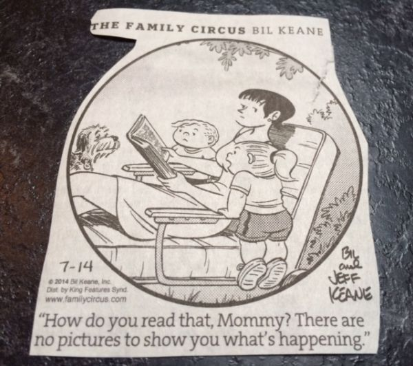 """The Family Circus"""
