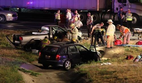 Fatal Accident at Highways 47 and 100