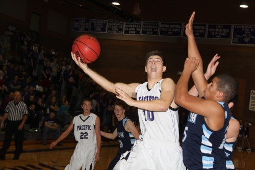Pacific Pulls Away From Salem