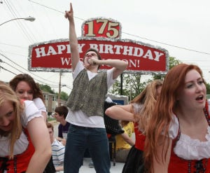 Shake It Up Birthday Celebration for Washington Missouri VIDEO