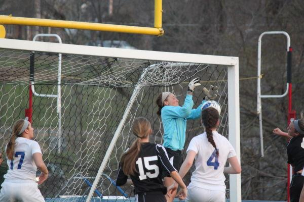 Lady Jays Fall in GAC Central Contests