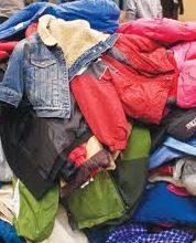 Fifth Annual Coat Drive Gets Underway Saturday