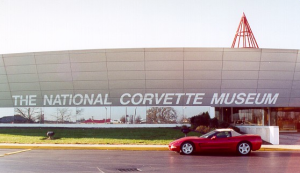 Sinkhole Collapses Part of Corvette Museum in Kentucky