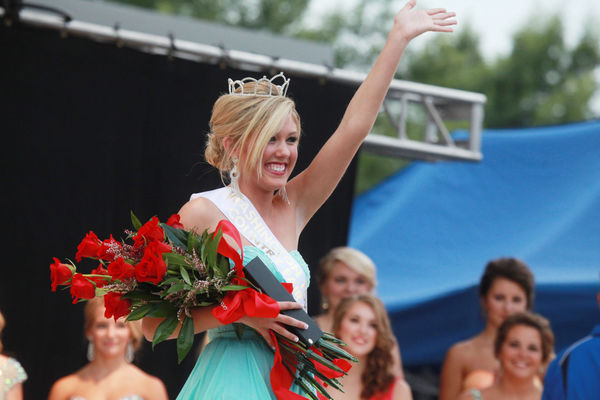 Washington town and Country Fair Queen Contest 2014