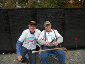 Vietnam Veterans Find Peace In Friendship, Honor Flight