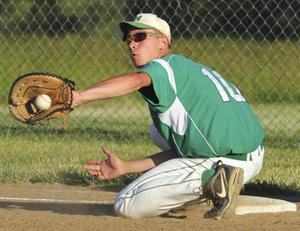 Sturgeon Stops Shamrocks
