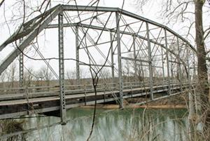 Old Bend Road Bridge