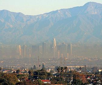Smog Over L.A.